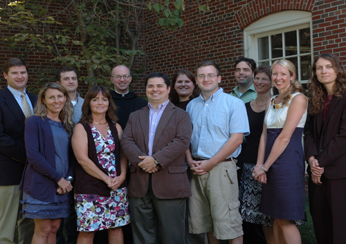 New faculty for the 2011-2012 academic year
