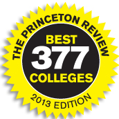 Saint Anselm College earned high marks from Princeton Review, U.S. News and World Report in 2013 college rankings