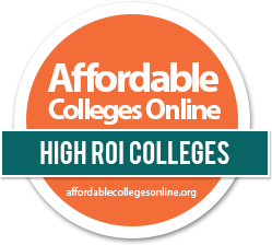 Affordable Colleges online High ROI Colleges