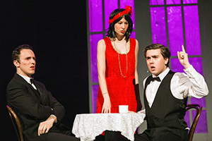 "Saint Anselm College Abbey Players present their spring musical ""Thoroughly Modern Millie"""