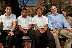 Dr. Ivan Lamourt '86 is Saint Anselm College's keynote speaker for MLK celebrations