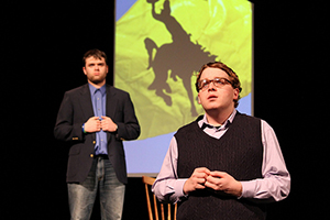 "Anselmian Abbey Players Present ""The Laramie Project"" (2012)"