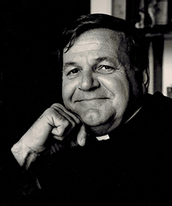 Father Jude Gray, O.S.B., 81
