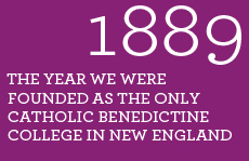 Saint Anselm College was founded in 1889